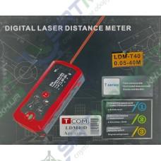Лазерний далекомір LDM40D до 40 метрів (12-2601)