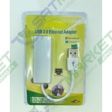 Перехідник USB - LAN (QTS1081B)