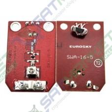 Антенный усилитель Eurosky SWA-16-5 ( 16dB 5v )